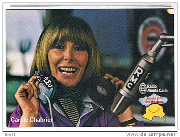 Carole Chabrier au micro de RMC