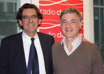 Luc Ferry avec Olivier Bellamy