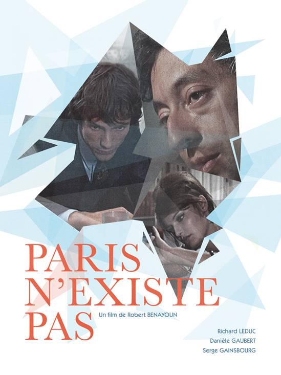 DVD Paris N'existe Pas