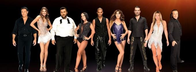 la troupe de Danse avec les stars (TF1)