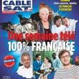 Le magazine hebdomadaire sortira la semaine prochaine un numéro plutôt original mettant en avant une sélection de programmes 100% Made in France.  On le sait depuis quelques mois maintenant, […]