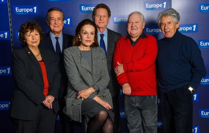 Nicolas poincar relance le club de la presse d europe 1 - Le debat des grandes voix ...