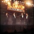 A quelques jours de la sortie de « A Musical Affair», album de reprises de chansons de comédies musicales, Il Divo a donné un avant-goût de leur opus avec le […]