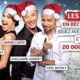 En décembre, c'est Noël partout et surtout sur RFM. La radio offre à l'occasion des fêtes d'années plus de 30000€ de cadeaux aux auditeurs des Trésors de Noël, tous les […]