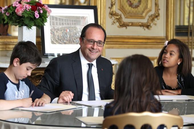Copyright Présidence de la République - J.Bonet