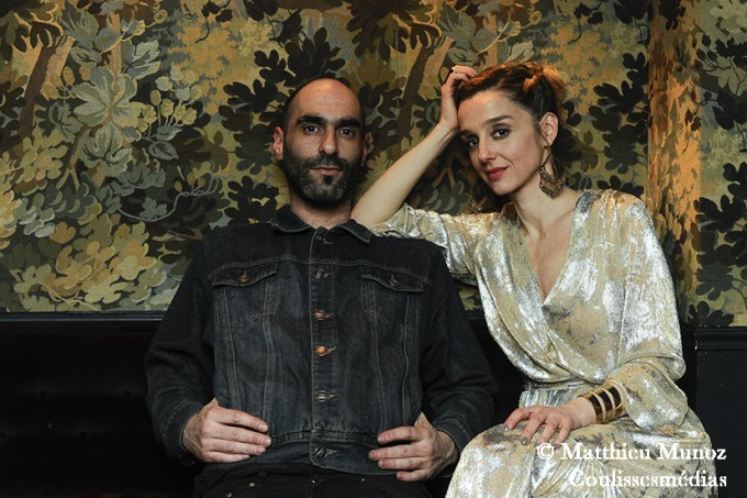 Rosalie et Ben Paolettoni