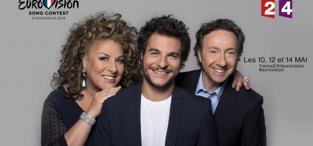 A quelques jours de la grande finale de l'Eurovision au cours de laquelle Amir représentera la France avec son tube «J'ai cherché», les festivités ont commencé à Stockholm. Pour l'occasion, […]
