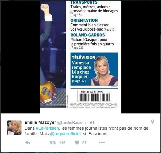 Tweet Emilie Mazoyer