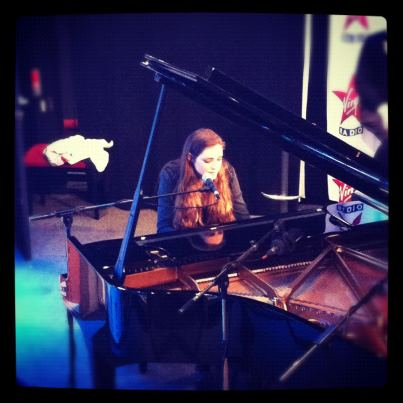 Birdy en direct sur Virgin Radio