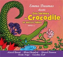 Emma Daumas Les larmes de crocodile et autres fables