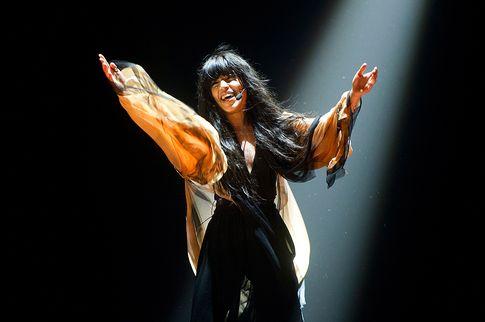 Loreen - Eurovision 2012