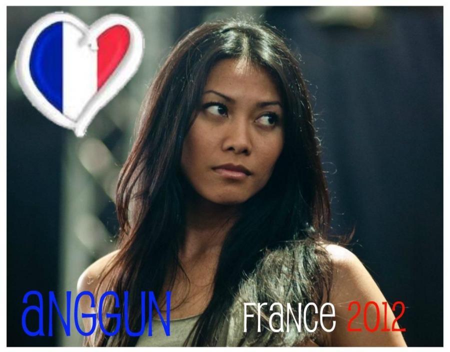 Anggun - Eurovision 2012