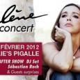 Après ses 2 dates à l'Olympia les 6 et 7 janvier dernier, Hélène était de retour sur scène pour un concert acoustique. Cette fois on pouvait voir que la salle (Folie's Pigalle) était pleine, le public était tellement compressé qu'il aurait fallu une plus grande salle.
