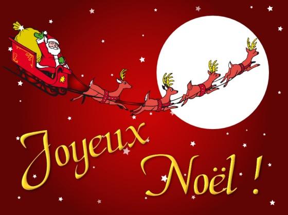 Bon r��veillon et joyeux No��l �� tous !