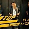 Un Bercy en 2010, une grande tournée en France en 2011, les ZZ TOP vont cette fois chanter sur la scène de l'Olympia pour la toute première fois